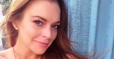Lindsay Lohan opens up about her newfound love of... Islam?