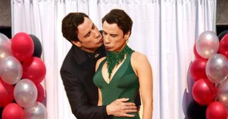 """John Travolta reveals Scientology has """"been so beautiful for me"""", sings its praises real hard"""