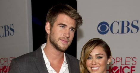 Miley Cyrus & Liam Hemsworth, Pink and Dave Matthews land in our MORNING QUICKIES