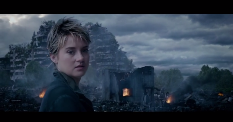 Divergent: Insurgent teaser trailer is here and it's GOOD [VIDEO]