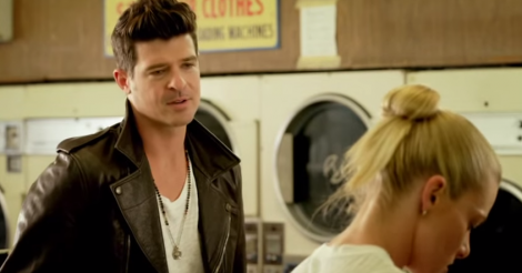 Robin Thicke, Ben Affleck and Tara Reid land in our MORNING QUICKIES