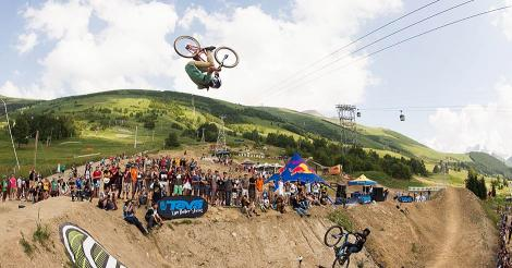 Crankworx takes over Whistler from August 9-18 for 10 days of epic multi-disciplinary mountain bike madness