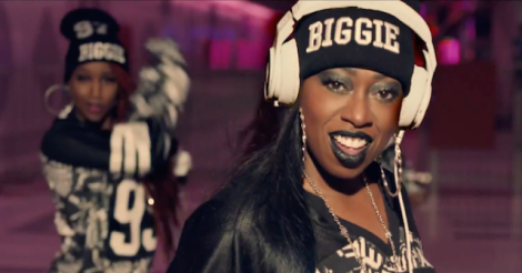 Missy Elliott's first music video in seven years still has us freaking out - watch it here!