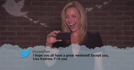 Celebrities Read Mean Tweets is back with Lena Dunham, Gwyneth Paltrow and Britney Spears [VIDEO]