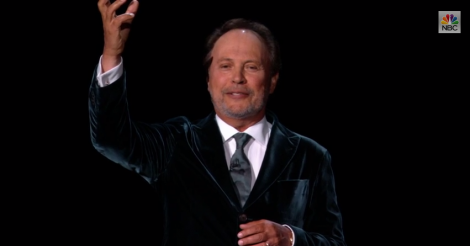 Billy Crystal's tearful Robin Williams tribute is the only Emmys moment you gotta see [VIDEO]
