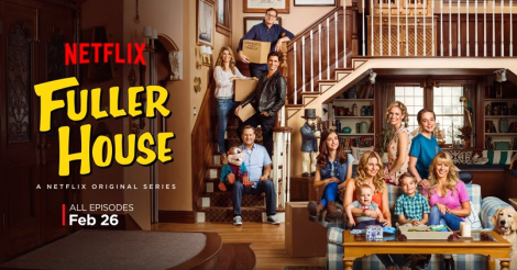 Netflix's Fuller House teaser is here and we're not sure what to think [VIDEO]
