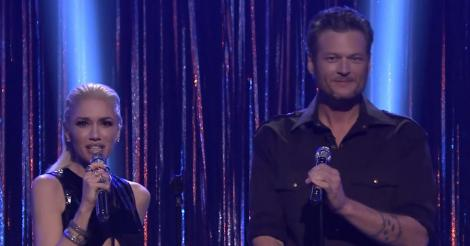 Gwen Stefani and Blake Shelton just gave us THE best cover of Drake's 'Hotline Bling' [VIDEO]