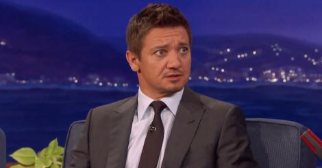 ​Jeremy Renner talks about Black Widow being a 'slut' again, makes more enemies