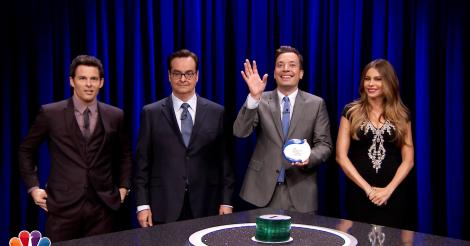 ​Sofia Vergara playing Catchphrase with Jimmy Fallon is more amazing than we could have imagined [VIDEO]