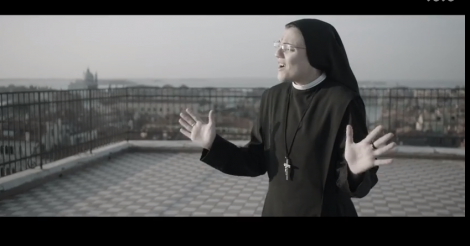 The Voice Italy's singing nun debuts single – 'Like a Virgin' – and it couldn't be better [VIDEO]