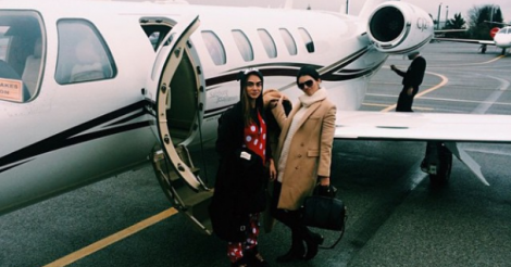 Cara Delevingne & Kendall Jenner, Rihanna and Justin Bieber land in our AFTERNOON QUICKIES