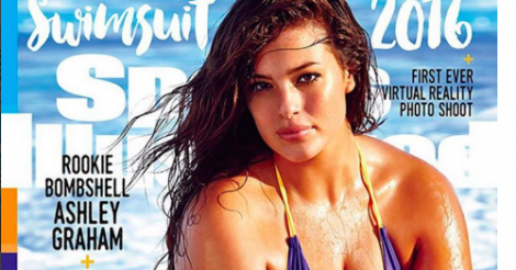 Sports Illustrated Swimsuit Issue unveils plus-size model cover Ashley Graham, makes history