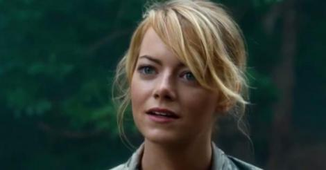 Emma Stone plays an Asian-American in 'Aloha' and no one is impressed