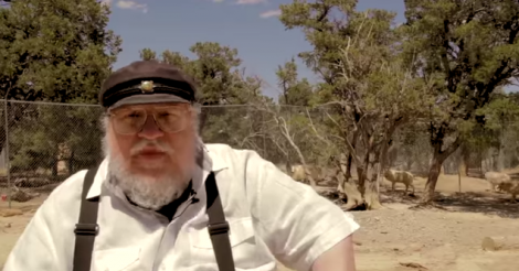 George R.R. Martin teases surprise Game of Thrones deaths, proving he's evil
