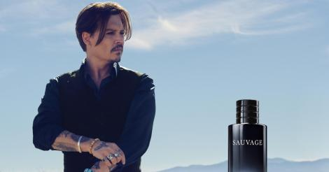 Johnny Depp's Dior perfume ad will make you laugh like no other