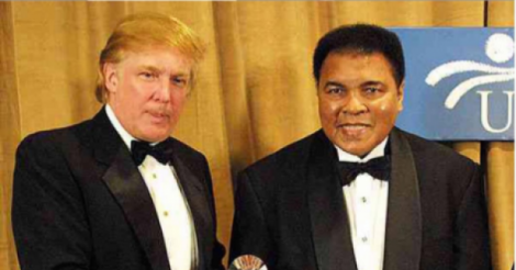 Donald Trump posts Muhammad Ali tribute, gets ripped apart on Twitter