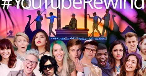 YouTube Rewind is here! Time to remember 2014 with a cray mashup [VIDEO]