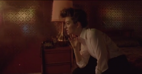 Lorde releases 'Yellow Flicker Beat' music video from Hunger Games! [VIDEO]