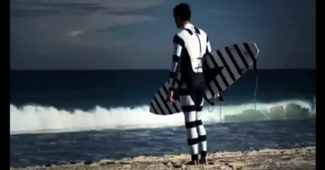 This Wetsuit Makes You Invisible to Sharks!