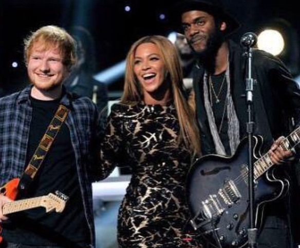 Ed Sheeran reveals new 'Perfect' remix featuring Beyoncé