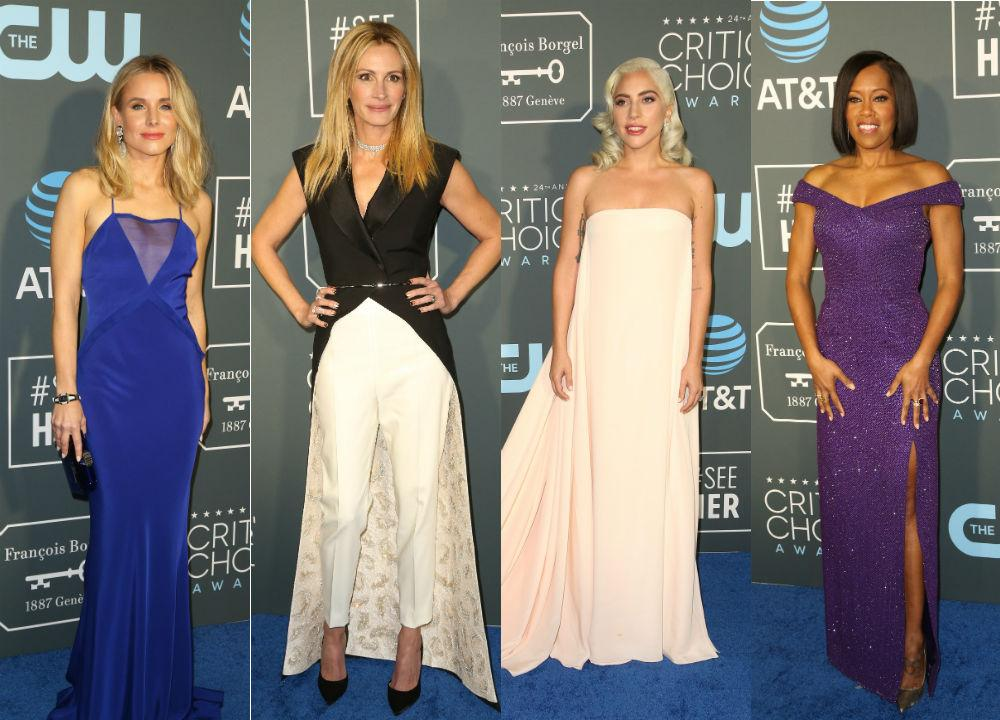 Best Dressed At The 2019 Critics Choice Awards Dose