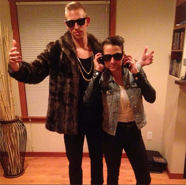 macklemore and ryan lewis halloween costumes anybody else got one