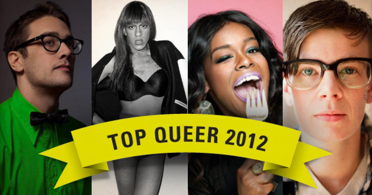 Top 10: Queer highlights of 2012