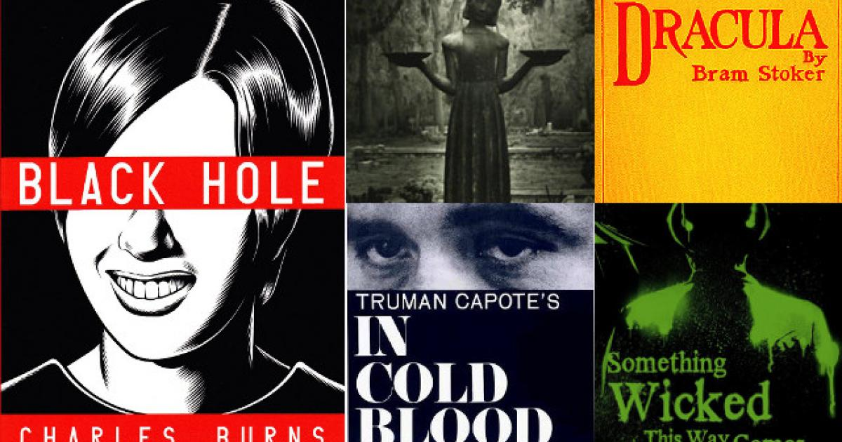 5 scary reads to get you in the mood for Halloween