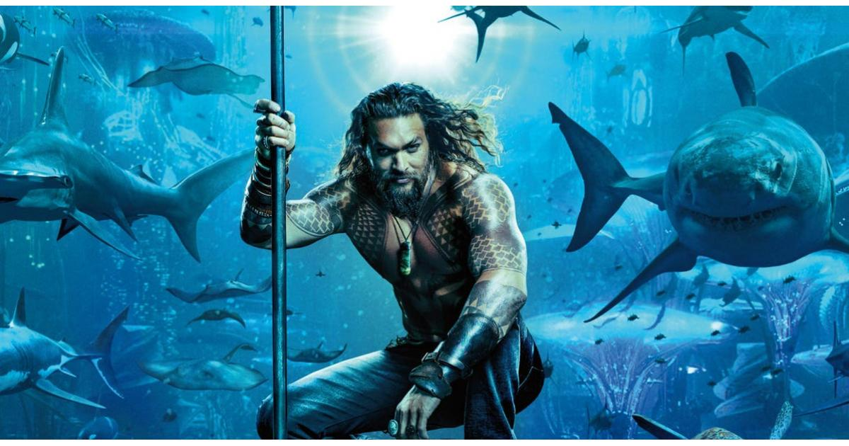 Comic-Con Movie Preview: Aquaman, Shazam, Godzilla and More
