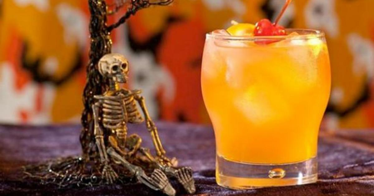 Des cocktails monstrueux pour ton house-party d'Halloween