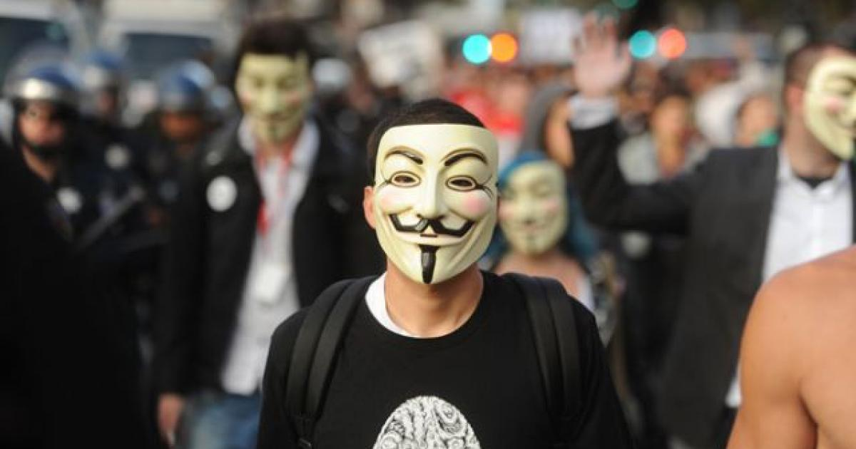 Director of 'Anonymous' documentary on how hacktivists have redefined dissent in the digital age