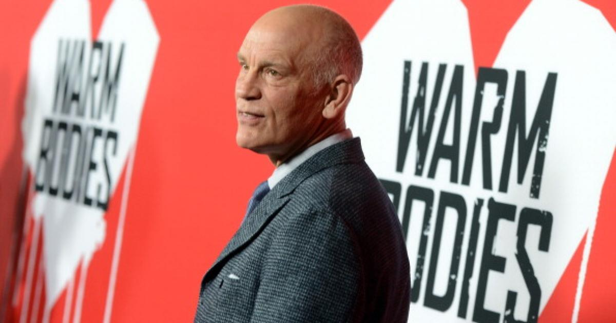 John Malkovich, the hero, saves life of a 77-years old Canadian man!