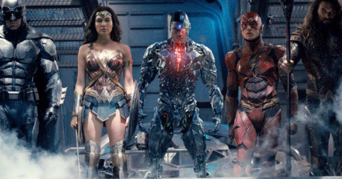 Justice League: What the Critics Are Saying