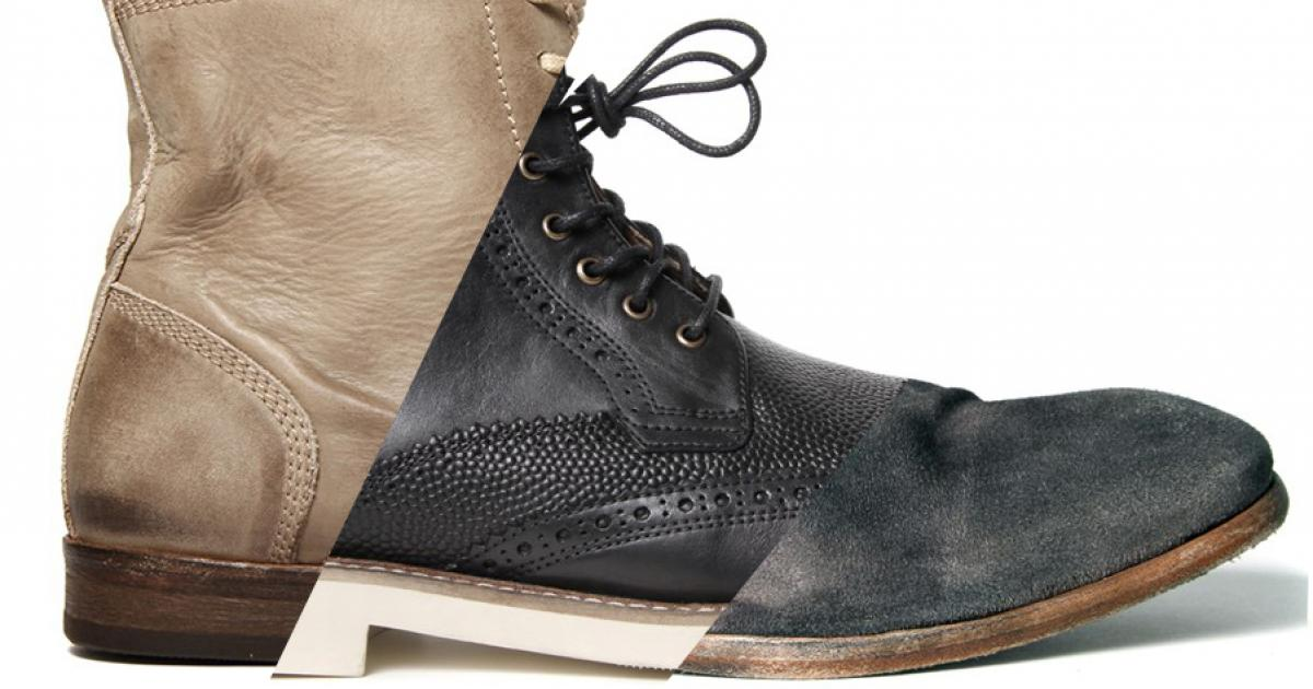 Les chaussures H by Hudson