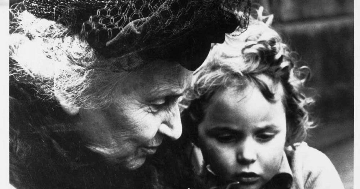 "dr maria montessori Dr maria montessori is the founder of the montessori method of education she started her first classroom ""casa dei bambini"" or children's house in 1907."