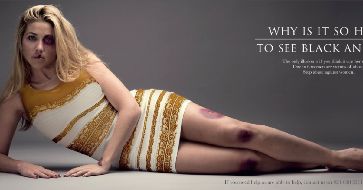 Salvation Army wants us to see 'black and blue' with bold new ad campaign featuring #TheDress
