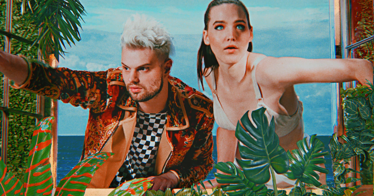 Sofi Tukker just launched the new song Baby I'm A Queen and you can listen it here