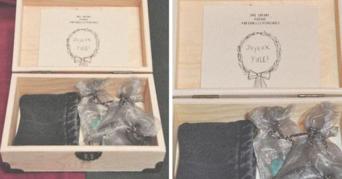 TPL's Advent Calendar, Day 4 : Win a Witchy Jewelry Box Set by L'Enfant Perdue!