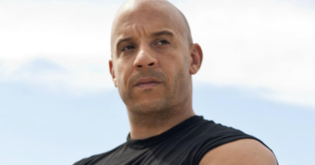 Vin Diesel recorded himself singing Rihanna's Stay