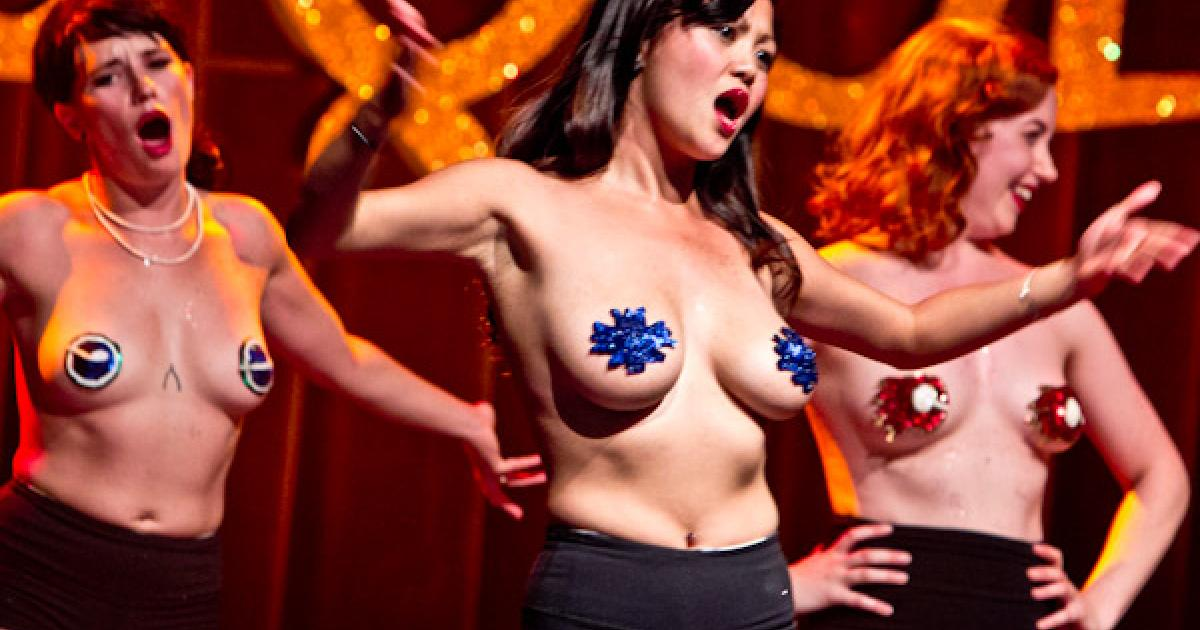 Le Festival international burlesque de Montréal en vedette ce week-end