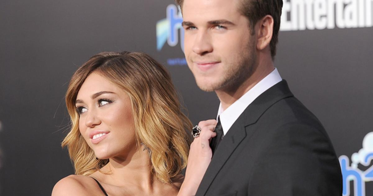 Miley Cyrus and Liam Hemsworth Are Getting Married