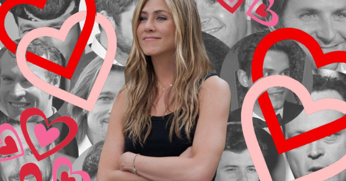 Jennifer Aniston's dating timeline