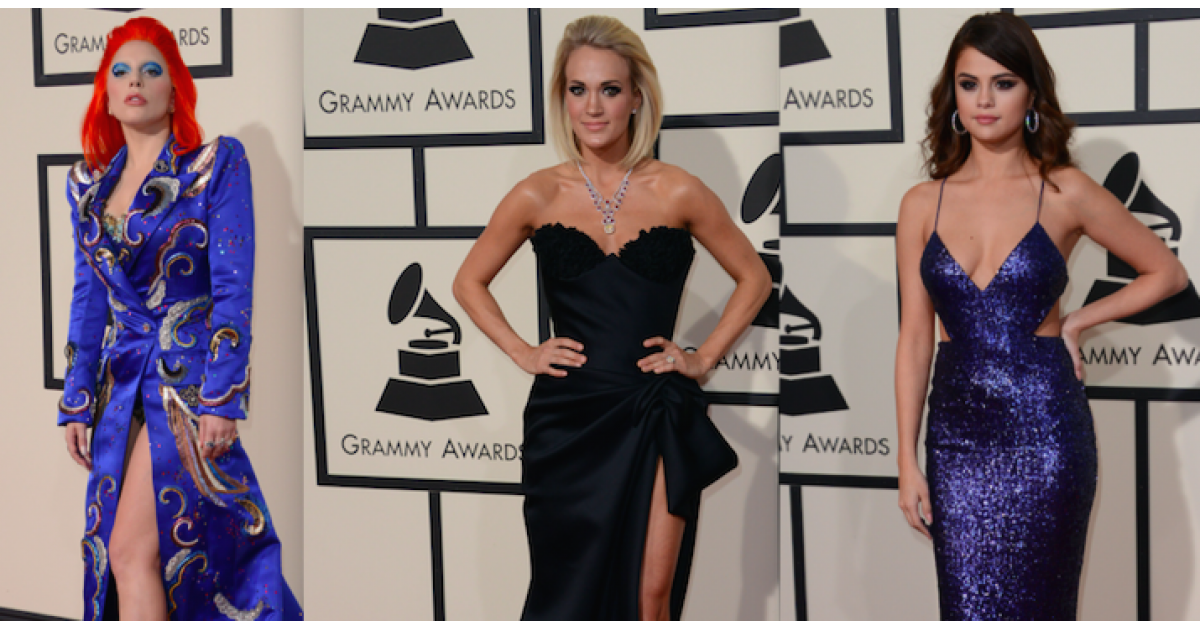 Adele, Taylor Swift, Lady Gaga win Grammy Awards red carpet with daring looks [GALLERY]