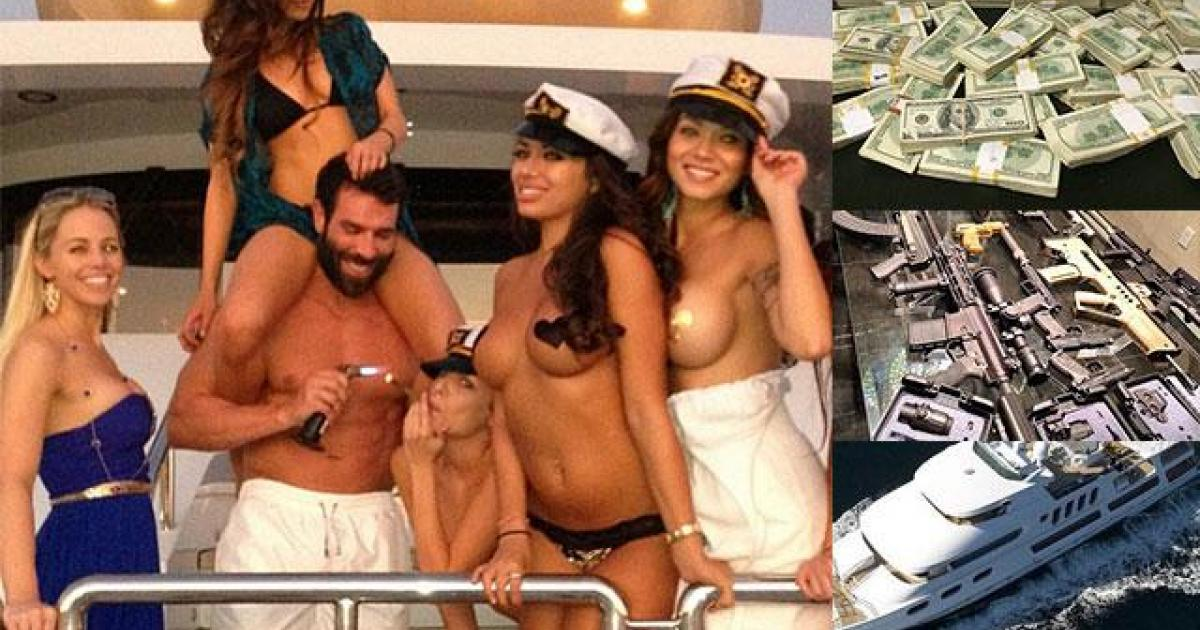 Millionaire Dan Bilzerian, The Kardashians and cruelty-free gifts land in our TOP 5 QUICKIES!