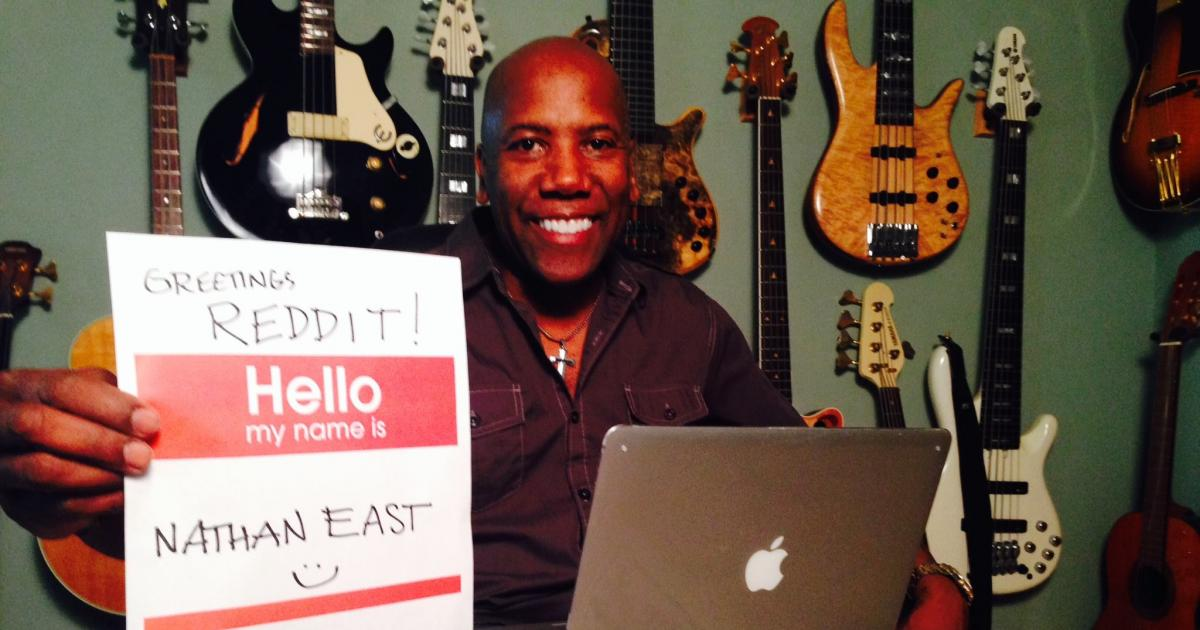 Daft Punk bassist Nathan East hosts Reddit AMA, talks Pope gig, Random Access Memories and more