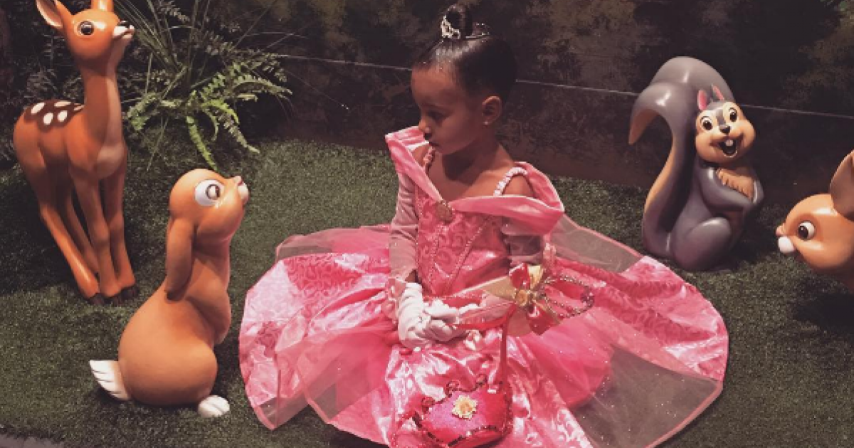 North West's 3rd birthday party is making us super jealous [PHOTOS]