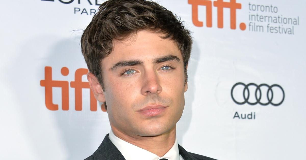 Want Zac Efron's jockstrap? You can buy it (for cheap)