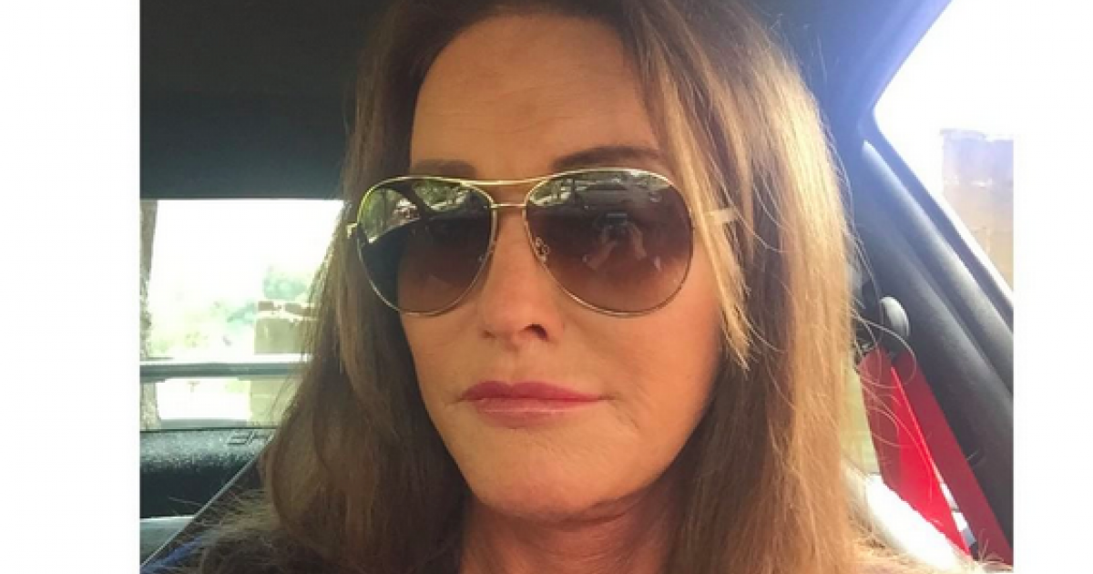 Caitlyn Jenner responds to *that* Halloween costume