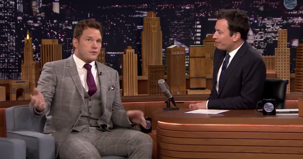 Chris Pratt, Kim Kardashian and Malcolm Young land in our MORNING QUICKIES