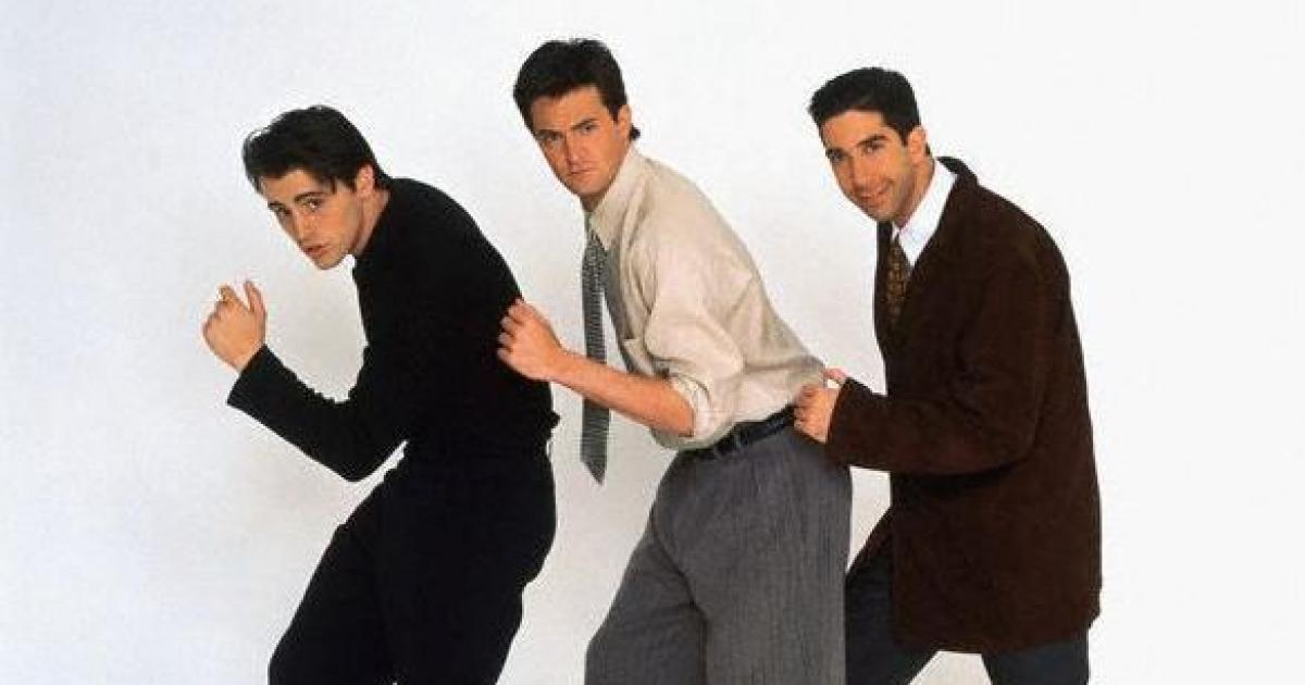 The best of Chandler Bing, Joey Tribbiani and Ross Geller aka Why we STILL miss Friends!